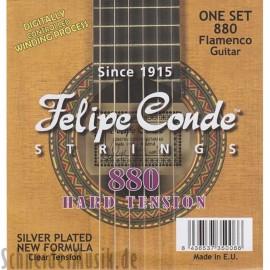CORDES FELIPE CONDE FLAMENCA HARD TENSION FCF880
