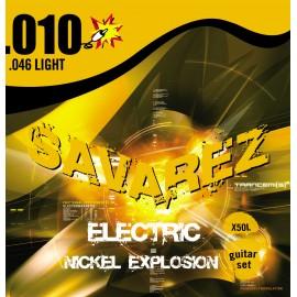 SAVAREZ ELECTRIQUE EXPLOSION LIGHT 10/46 JEU X50L