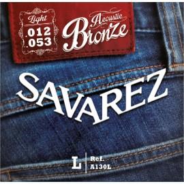 SAVAREZ FOLK BRONZE LIGHT 12/53 JEU A130L