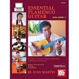 JUAN MARTIN ESSENTIAL FLAMENCO GUITAR 1