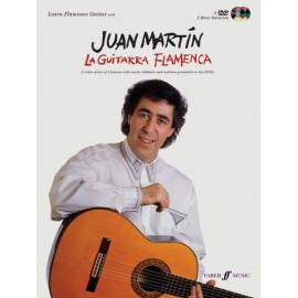 JUAN MARTIN LA GUITARRA FLAMENCA + 2 DVD