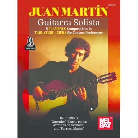 JUAN MARTIN GUITARRA SOLISTA TAB