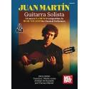 JUAN MARTIN GUITARRA SOLISTA SOLFEGE