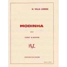 VILLA LOBOS MODINHA ME8184