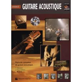 GUITARE ACOUSTIQUE 3 AVANCE HORNE (PACK PARTITION + CD)