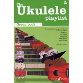 UKULELE PLAYLIST GREEN BOOK