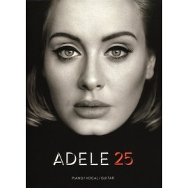 ADELE 25 PIANO VOCAL GUITARE AM1009712