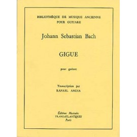 BACH GIGUE ET1393