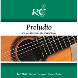 ROYAL CLASSICS PRELUDIO NORMAL TENSION JEU PR40
