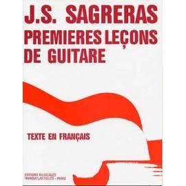 SAGRERAS 1ERES LECONS ET1691