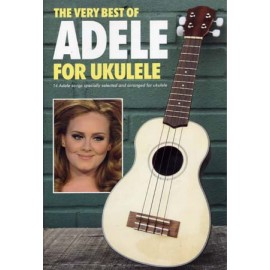 UKUKLELE ADELE THE VERY BEST OF AM1004487