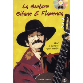 WORMS LA GUITARE GITANE ET FLAMENCA 2 (PACK PARTITION+CD)