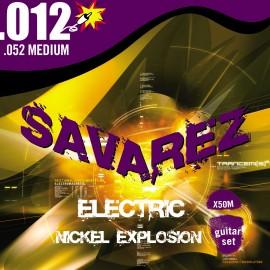 SAVAREZ EXPLOSION MEDIUM 12/52 JEU X50M