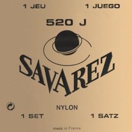 SAVAREZ CARTE JAUNE  JEU 520J