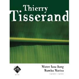 TISSERAND MISTER LOSO SONG - RUMBA MARICA DZ716