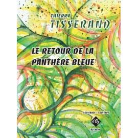 TISSERAND LE RETOUR DE LA PANTHERE BLEUE DZ2036