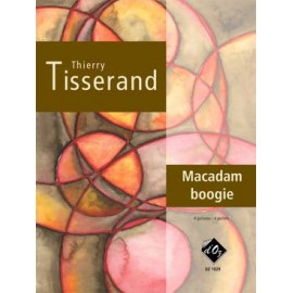 TISSERAND MACADAM BOOGIE DZ1029