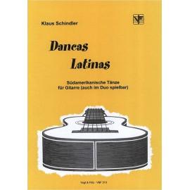 SCHINDLER DANCAS LATINAS  VF313