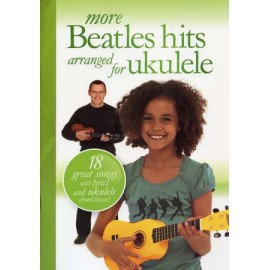 UKULELE BEATLES MORE 18 GREAT SONGS NO91245