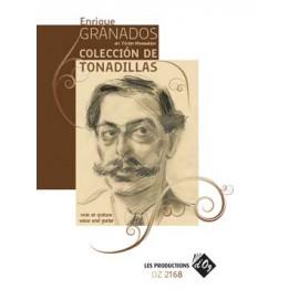 GRANADOS COLECCION DE TONADILLAS DZ2168