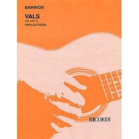 BARRIOS VALS OP.8 N°4 BA9560