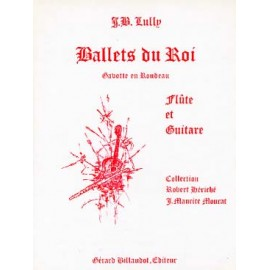 LULLY BALLETS DU ROI GB3282