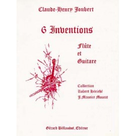 JOUBERT 6 INVENTIONS GB3171