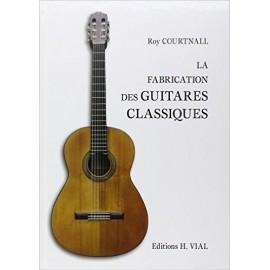 COURTNALL FABRICATION DE GUITARES CLASSIQUES