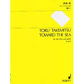TAKEMITSU TOWARD THE SEA SJ1007