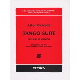 PIAZZOLLA TANGO SUITE BE2540