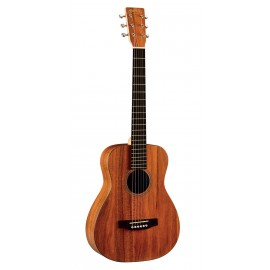 GUITARE FOLK LITTLE MARTIN KOA HOUSSE LXK2