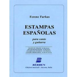 FARKAS ESTAMPAS ESPANOLAS BE2999