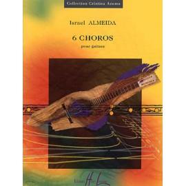 ALMEIDA 6 CHOROS HL27062
