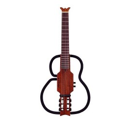 GUITARE ARIA SINSONIDO NYLON FINITION NOIRE AS101C