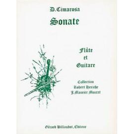 CIMAROSA SONATE GB2933