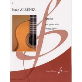 ALBENIZ  ASTURIAS  GB7566