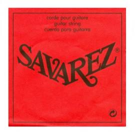 SAVAREZ OCTAVE INFERIEURE 65CM CORDE 2 SI LOW642R