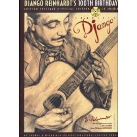 REINHARDT DJANGO 81 Thèmes Tab (PACK PARTITION+CD)