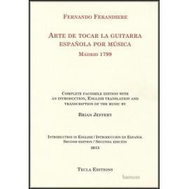 FERANDIERE ARTE DE TOCAR LA GUITARRA ESPANOLA POR MUSICA  TECLA5