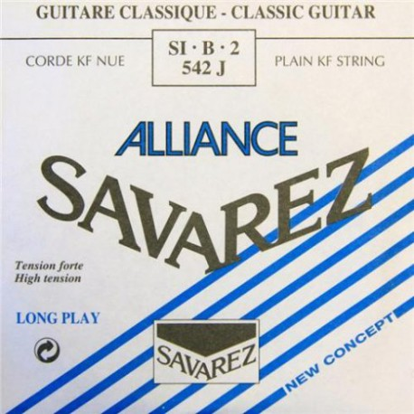SAVAREZ ALLIANCE BLEU CORDE 2 SI 542J