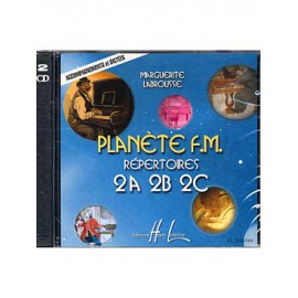CD LABROUSSE PLANETE FM VOL.2 ACCOMP. 2CD  27008D