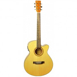 GUITARE BEAUMONT E/A CTW MINI JUMBO MJ88CE