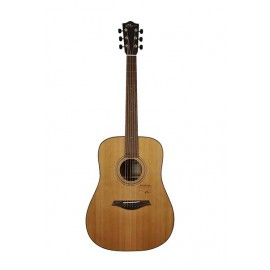 GUITARE MAYSON FOLK DREADNOUGTH ACAJOU TABLE CEDRE MASSIF D1C