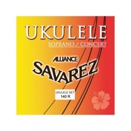 SAVAREZ UKULELE ALLIANCE SOPRANO/CONCERT 140R