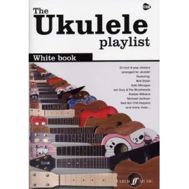 THE UKULELE WHITE BOOK PLAYLIST