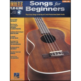 SONGS FOR BEGINNERS HL00129009
