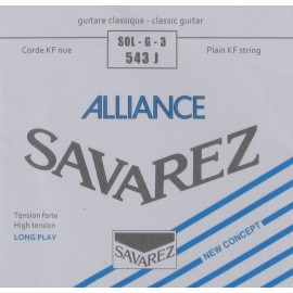SAVAREZ ALLIANCE BLEU CORDE 3 SOL 543J