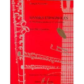 GRANADOS DANSES ESPAGNOLES N°10 ET N°11 HL26725