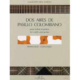 GONZALEZ DOS AIRES DE PASILLO COLOMBIANO HL26698