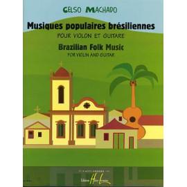 MACHADO MUSIQUES POPULAIRES BRESILIENNES HL28130